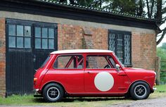 1965 Morris Mini Cooper S FIA Historic Race Car - Silverstone Auctions