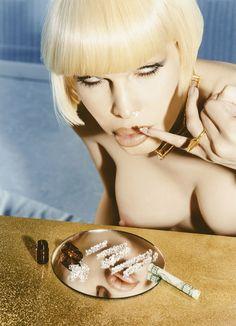 David LaChapelle, Amanda Lepore: Addicted to Diamonds, 1997 © David LaChapelle