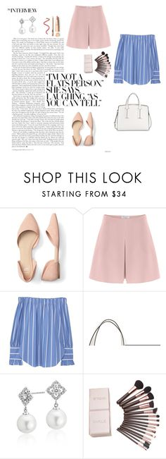 """""""You Are Beautiful"""" by lululafitte on Polyvore featuring moda, Valentino, MANGO, French Connection y Blue Nile"""