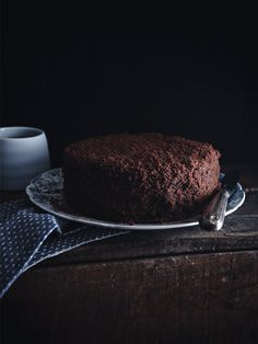 Brooklyn Blackout Cake | The Tart Tart