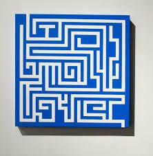 Image result for maze for painting