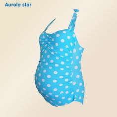 e7ab71b206ac2 US $26.54 |Aliexpress.com : Buy Maternity Swimsuit Pregnant Women Maternity  Bathing Suit Costume Trunks Swimwear For Pregnancy Women Polka Dot Large  Size ...