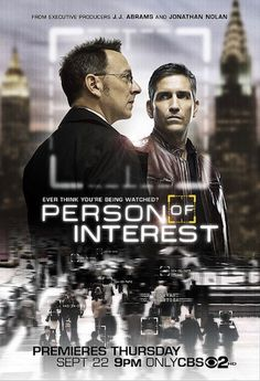Person of Interest (TV Series) with Jim Caviezel & Michael Emerson