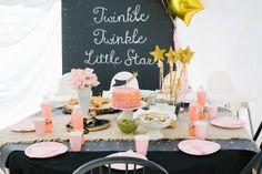 6th Street Design School | Kirsten Krason Interiors : Jane's Twinkle Twinkle Little Star First Birthday Party