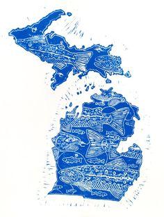 Michigan. Gift idea for the boyfriend?