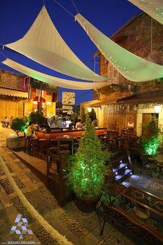 A very peaceful evening from #Byblos ليلة هادية من #جبيل By Nicolas Karim #WeAreLebanon #Lebanon