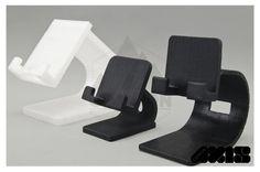 3 opciones de Bases para Celular / Tableta 3d Printing