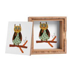 Owl-storage-box-amber-bamboo-storage-box