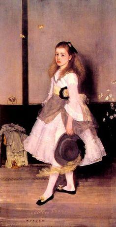 James Abbott McNeill Whistler (1834 – 1903, American)
