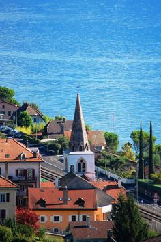 Villette, by the shore of lake Geneva, Switzerland Copyright: Rojis Babu
