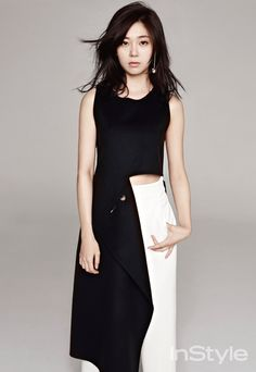 Style Korea: The Art of Korean Fashion • Baek Jin Hee for Instyle Korea January 2016....
