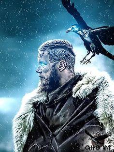 Ragnar by CasperArt…