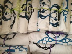 Trukfit tshirts all cute and stuff w/ a ribbon : )     by TRUKFIT!