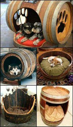 10 Genius DIY Dog Kennel Ideas - Craft Directory
