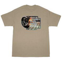 Stargate SG-1 Happy Feeling T-Shirt - Trevco - Stargate - T-Shirts at Entertainment Earth
