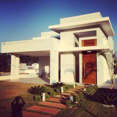 Cada IT!!! Residência contemporânea... Por David Natto e Fernanda Santoro
