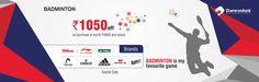 Original Badminton Products #badminton #game