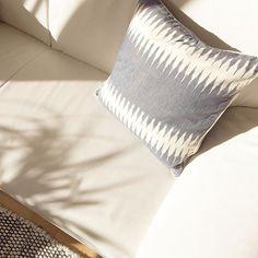 @sarahledonne Urbanara Narla cushion