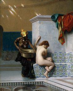 Jean-Léon Gérôme Moorish Bath