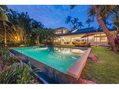 Exquisite pools: in-ground Kailua pool