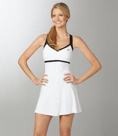 Nike Border Tennis Dress | Dillards.com