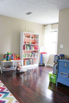 The 20 Toy Rule: How We Decluttered Our Playroom