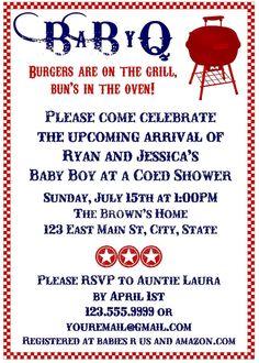 BabyQ invite