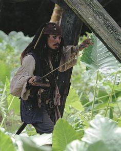 "*CAPTAIN JACK SPARROW ~ Pirates of the Caribbean....""get the keys."""