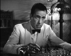 Things are never so bad they can't be made worse.  Humphrey Bogart - So he drank like a fish and smoked like a chimney. JT