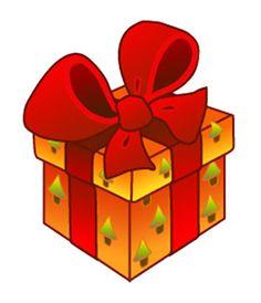 Christmas Gift Clipart Free.Pinterest