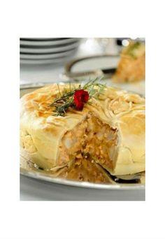 Receitas de liquidificador: torta de palmito - Receitas de liquidificador