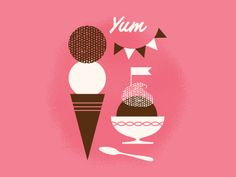 Ice Cream - Yum  by Eight Hour Day