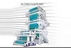 Blown Film Extrusion Machine Mono & MultiLayer Cast Film Extrusion Lines Blown Film Extrusion Line LLDPE Mono-Layer  Blown Film Extrusion Mono & MultiLayer Cast Film Extrusion Lines Blown Film Extrusion Line Monolayer Blown Film Plant, Monolayer Extrusion Machine Ocean extrusions is a well known trusted name for providing customized solutions of plastic extrusion machinery. ABA Multi layer Blown Film Machine  Layer  Www.oceanextrusions.com