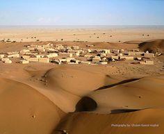 Desert Dewellers at Noshki Desert