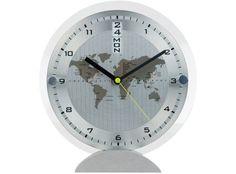 Luxury World desk clock at Desk clocks Desk Clock, Corporate Gifts, Ignition Marketing, Watches, Home Decor, Clocks, Html, Logo, Luxury