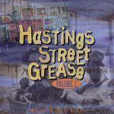 Hastings Street Grease: Detroit Blues Is Alive, Vol. 2 [CD]