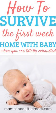 21 tips for the first 21 days with baby. Excellent hacks for new moms. A newborn survival guide for moms and dads. Breastfeeding tips, sleeping tips, and easy survival tips to get you through the first few weeks with baby. Baby First Week, Third Baby, First Time Moms, Baby Kicking, After Baby, Baby Arrival, Pregnant Mom, Baby Needs, Baby Hacks