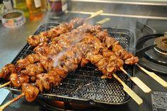 Yummy Yakitori Recipe – Japanese Dish