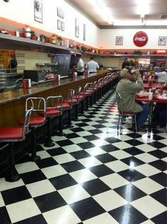 Woolworth Diner #diner