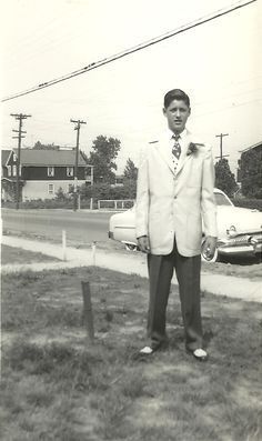 Robert G. Halbert, Perth Amboy, NJ, c. 1950