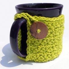 DIY Mug Cozy
