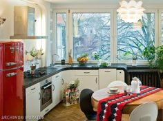 kitchen 50s & 60s