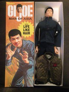 GIJoe Collector's Club  Man of Asia 2008