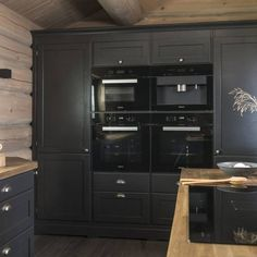 Küchen Design, Kitchen Cabinets, Cabin Fever, Homes, Home Decor, Country, Modern, Houses, Decoration Home