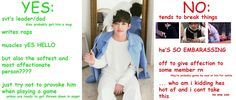 Get to know Seungcheol