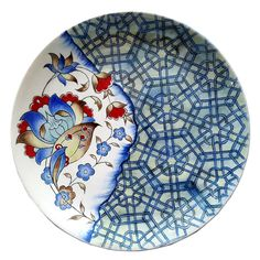 webcam - The World`s Most Visited Video Chat Ceramic Techniques, Pottery Techniques, Art Techniques, Islamic Art Pattern, Pattern Art, Ceramic Plates, Ceramic Pottery, Diy Tableware, Bubble Painting