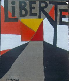 Paix et liberté, 2009 (recto) - Joan Gardy-Artigas
