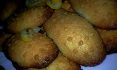 cookies with sherbet, easy delicious cookies, колачиња со шербет, urmasici Homemade Desserts, Delicious Desserts, Dessert Recipes, Most Popular Desserts, Macedonian Food, Food Tags, Sweet Pastries, Yummy Cookies, Perfect Food
