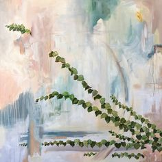 New Orleans artist Rebekah May is a painter with work exploring the imaginative convergence of nature and abstraction, reality and surrealism. See her beautiful paintings.exhibited at Claire Thriffiley Gallery. Seasons Of Life, Beautiful Interior Design, Modern Farmhouse Decor, Mixed Media Canvas, Beautiful Paintings, Surrealism, New Orleans, Spotlight, Claire