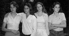 4 sorelle si fanno fotografare ogni anno per 36 anni. Le immagini sono toccanti